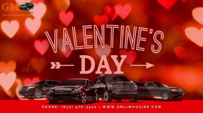 Valentine Special Limo Service in Texas